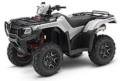 2018 Honda FourTrax Foreman Rubicon for sale 200522917