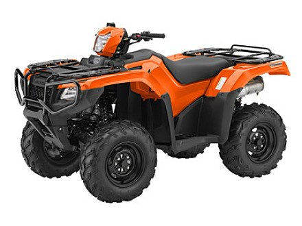 2018 Honda FourTrax Foreman Rubicon for sale 200533857