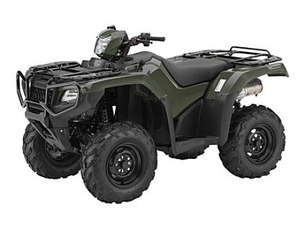 2018 Honda FourTrax Foreman Rubicon for sale 200548578