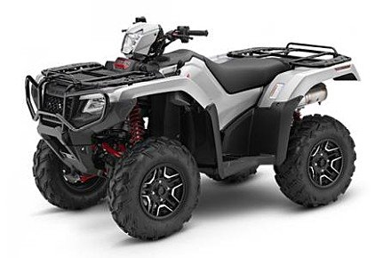 2018 Honda FourTrax Foreman Rubicon for sale 200578917