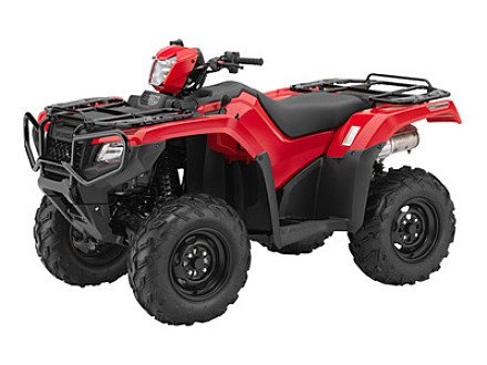 2018 Honda FourTrax Foreman Rubicon for sale 200601203