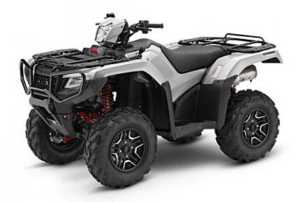 2018 Honda FourTrax Foreman Rubicon for sale 200607749
