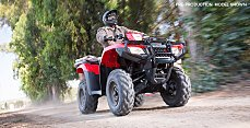 2018 Honda FourTrax Foreman Rubicon for sale 200619156