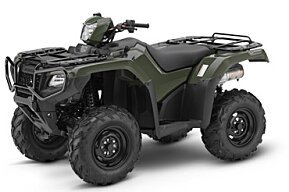 2018 Honda FourTrax Foreman Rubicon for sale 200650465