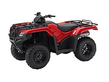 2018 Honda FourTrax Foreman for sale 200518113