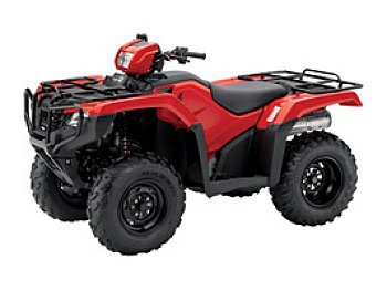 2018 Honda FourTrax Foreman for sale 200530307