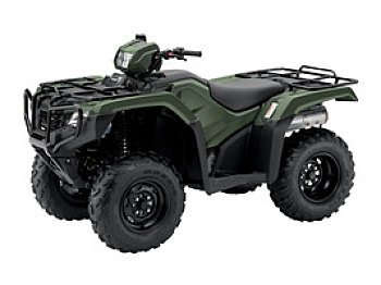 2018 Honda FourTrax Foreman for sale 200530666