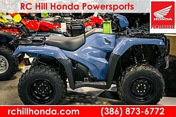 2018 Honda FourTrax Foreman for sale 200532487