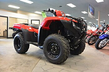 2018 Honda FourTrax Foreman for sale 200550810