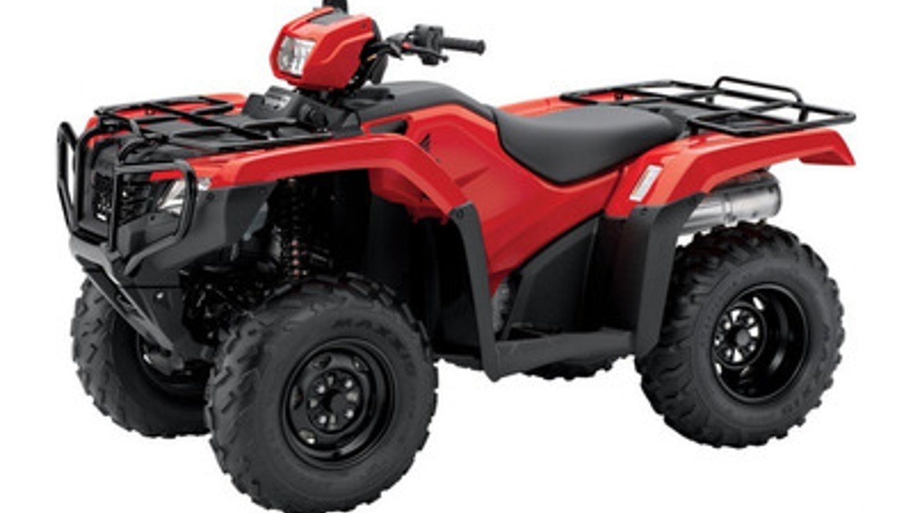 2018 Honda FourTrax Foreman for sale 200563138