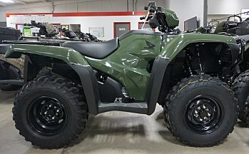 2018 Honda FourTrax Foreman for sale 200570139