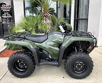 2018 Honda FourTrax Foreman for sale 200571241
