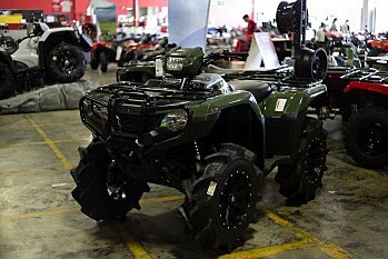 2018 Honda FourTrax Foreman for sale 200619251