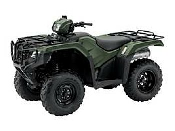 2018 Honda FourTrax Foreman for sale 200630504