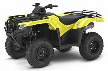 2018 Honda FourTrax Rancher for sale 200487090