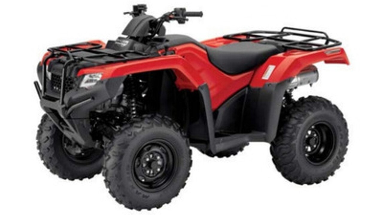 2018 Honda FourTrax Rancher for sale 200487548