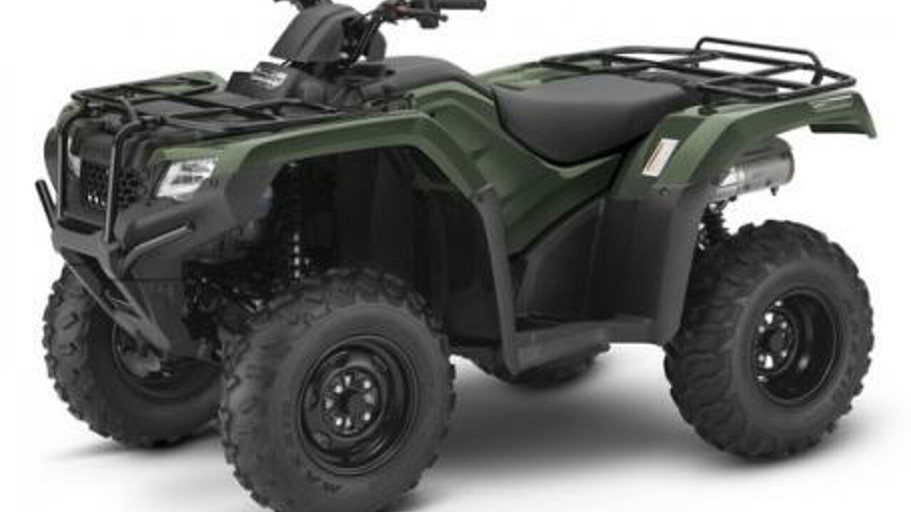2018 Honda FourTrax Rancher for sale 200490048