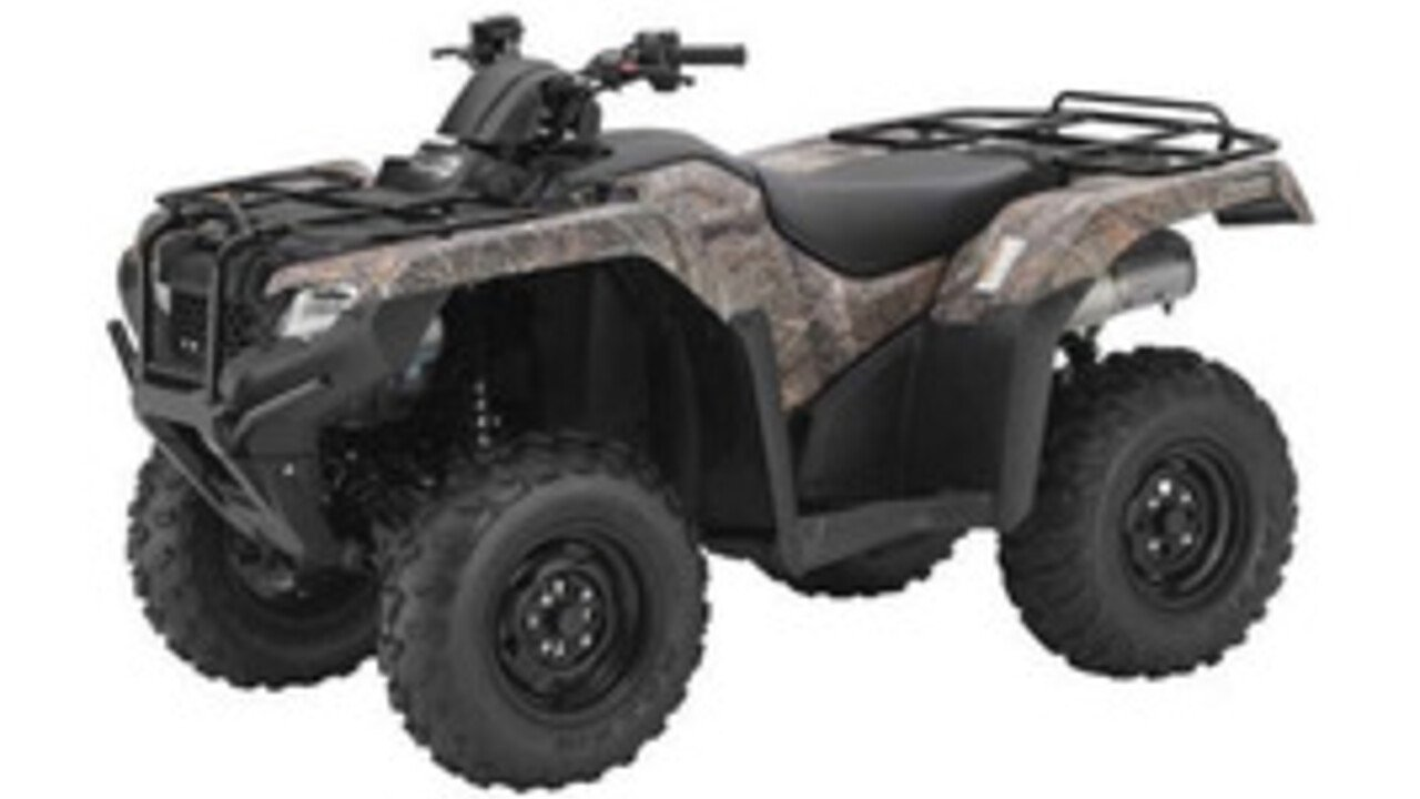 2018 Honda FourTrax Rancher for sale 200496829