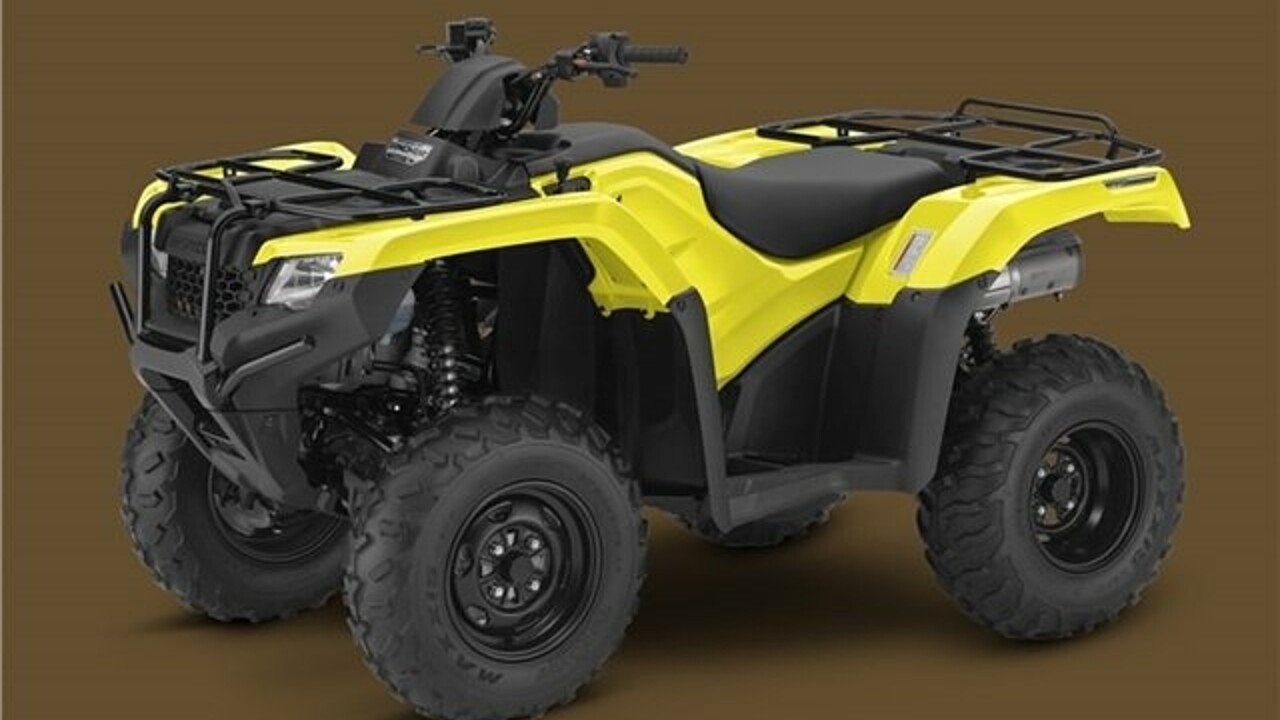 2018 Honda FourTrax Rancher for sale 200497604