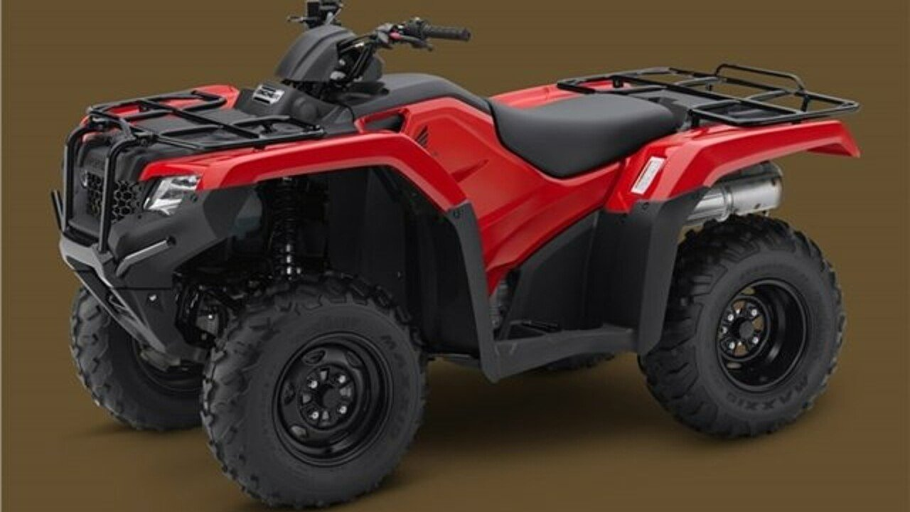 2018 Honda FourTrax Rancher for sale 200497648