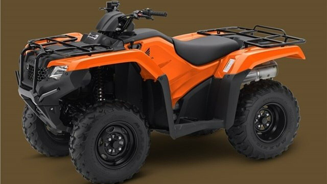2018 Honda FourTrax Rancher for sale 200497649