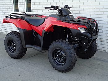 2018 Honda FourTrax Rancher for sale 200499835