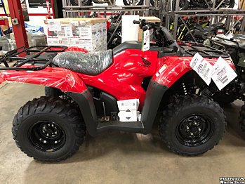 2018 Honda FourTrax Rancher for sale 200502245