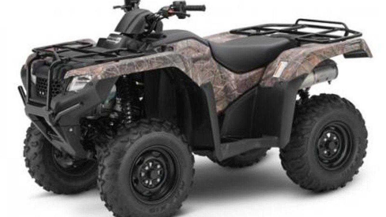 2018 Honda FourTrax Rancher for sale 200502254