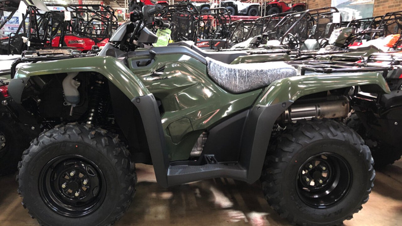 2018 Honda FourTrax Rancher for sale 200502307