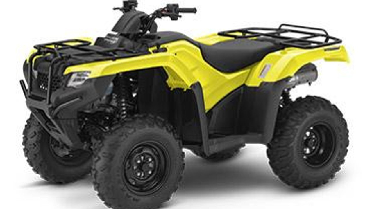 2018 Honda FourTrax Rancher for sale 200503029