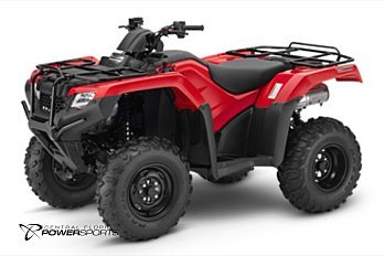 2018 Honda FourTrax Rancher for sale 200504787