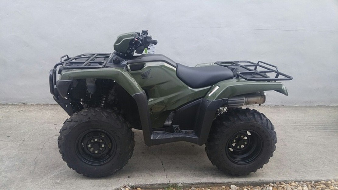 2018 Honda FourTrax Rancher for sale 200516303
