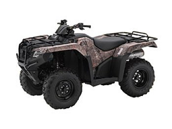 2018 Honda FourTrax Rancher for sale 200526896