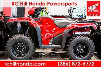 2018 Honda FourTrax Rancher for sale 200532316