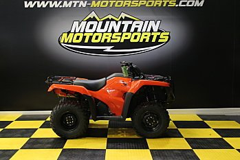 2018 Honda FourTrax Rancher for sale 200537237