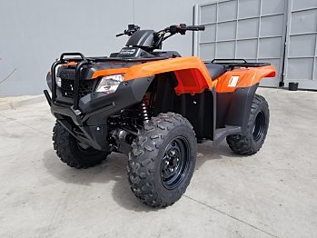 2018 Honda FourTrax Rancher for sale 200545906