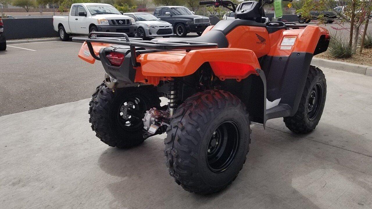 2018 Honda FourTrax Rancher for sale near Chandler ...