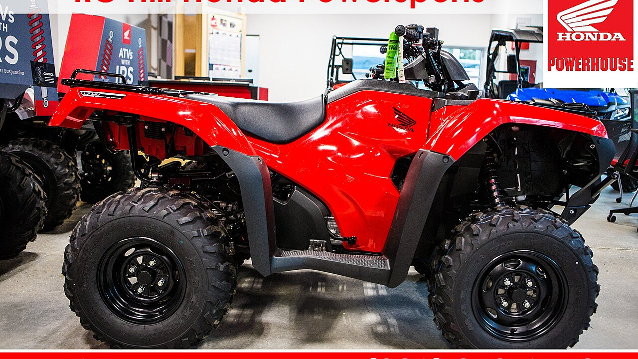 2018 Honda FourTrax Rancher for sale 200546963