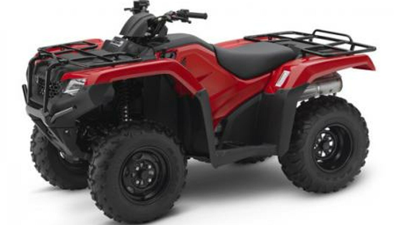2018 Honda FourTrax Rancher for sale 200549816