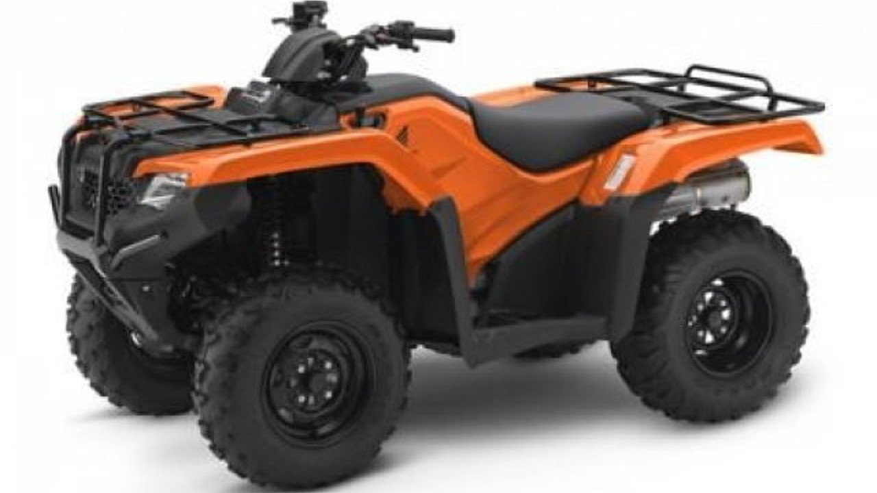 2018 Honda FourTrax Rancher for sale 200550671