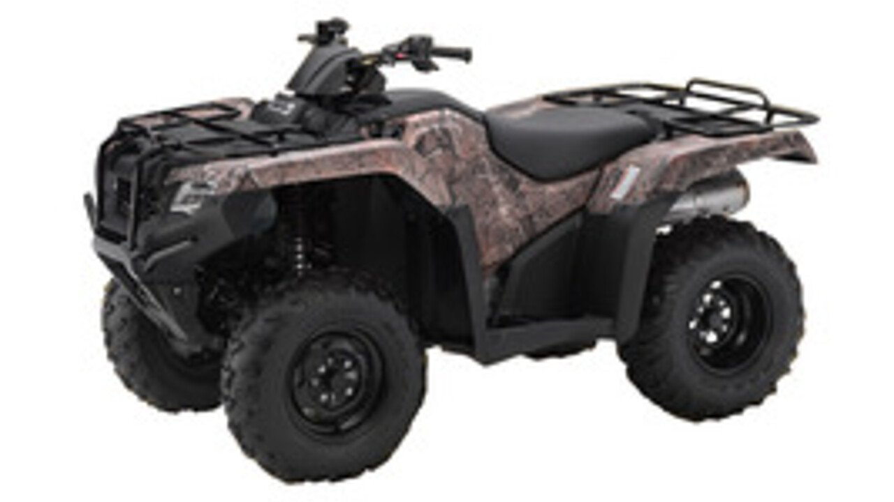 2018 Honda FourTrax Rancher for sale 200550739