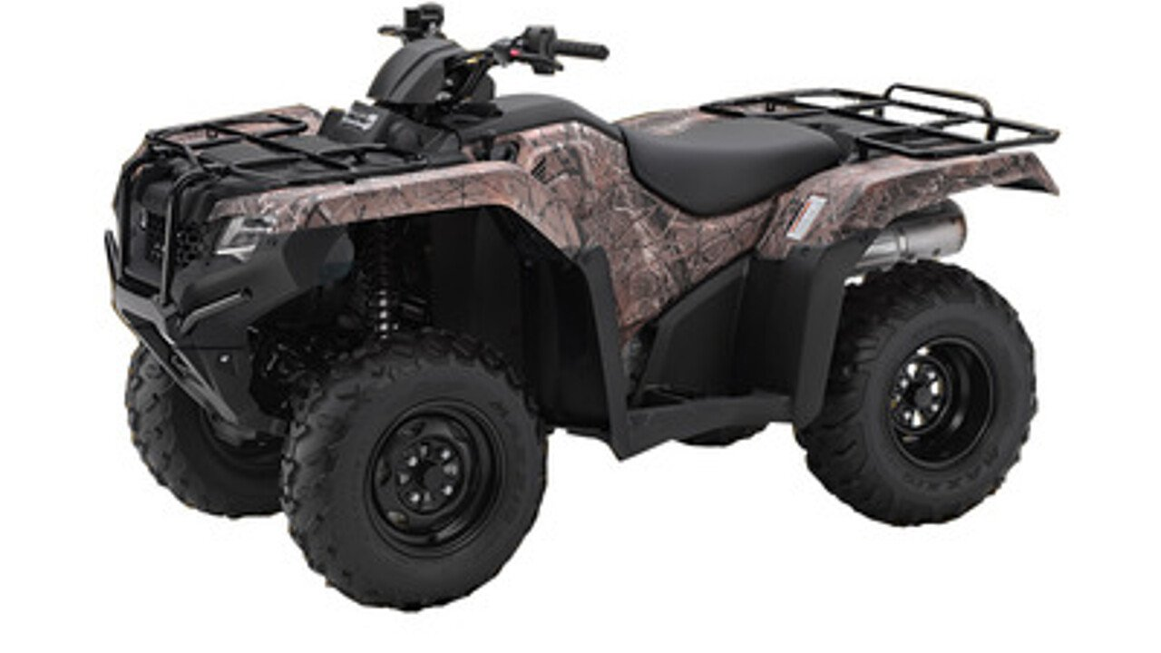 2018 Honda FourTrax Rancher for sale 200550740
