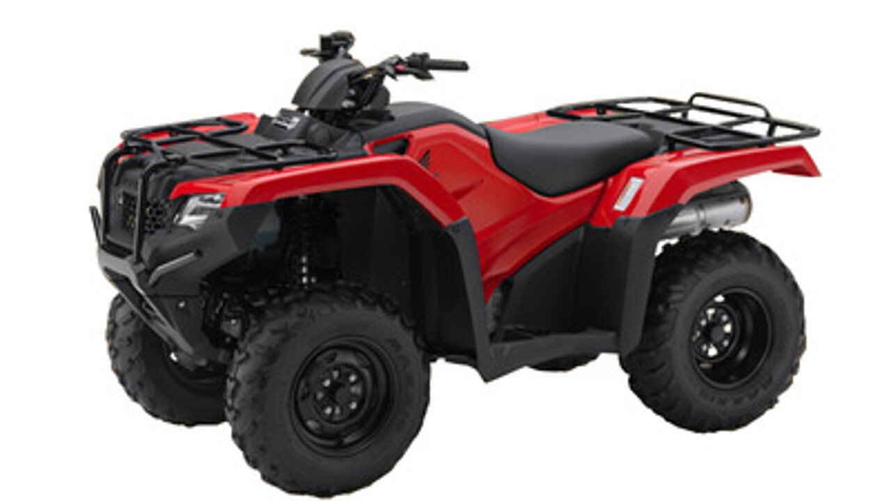 2018 Honda FourTrax Rancher for sale 200563153