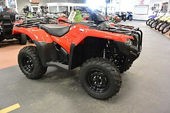 2018 Honda FourTrax Rancher for sale 200567777