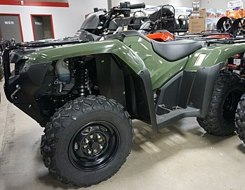 2018 Honda FourTrax Rancher for sale 200570113