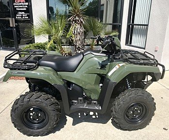 2018 Honda FourTrax Rancher for sale 200571013