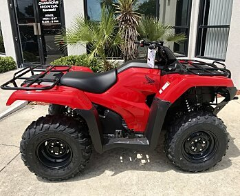 2018 Honda FourTrax Rancher for sale 200571059