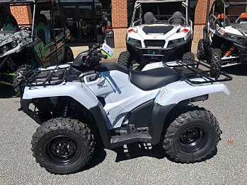 2018 Honda FourTrax Rancher for sale 200577058