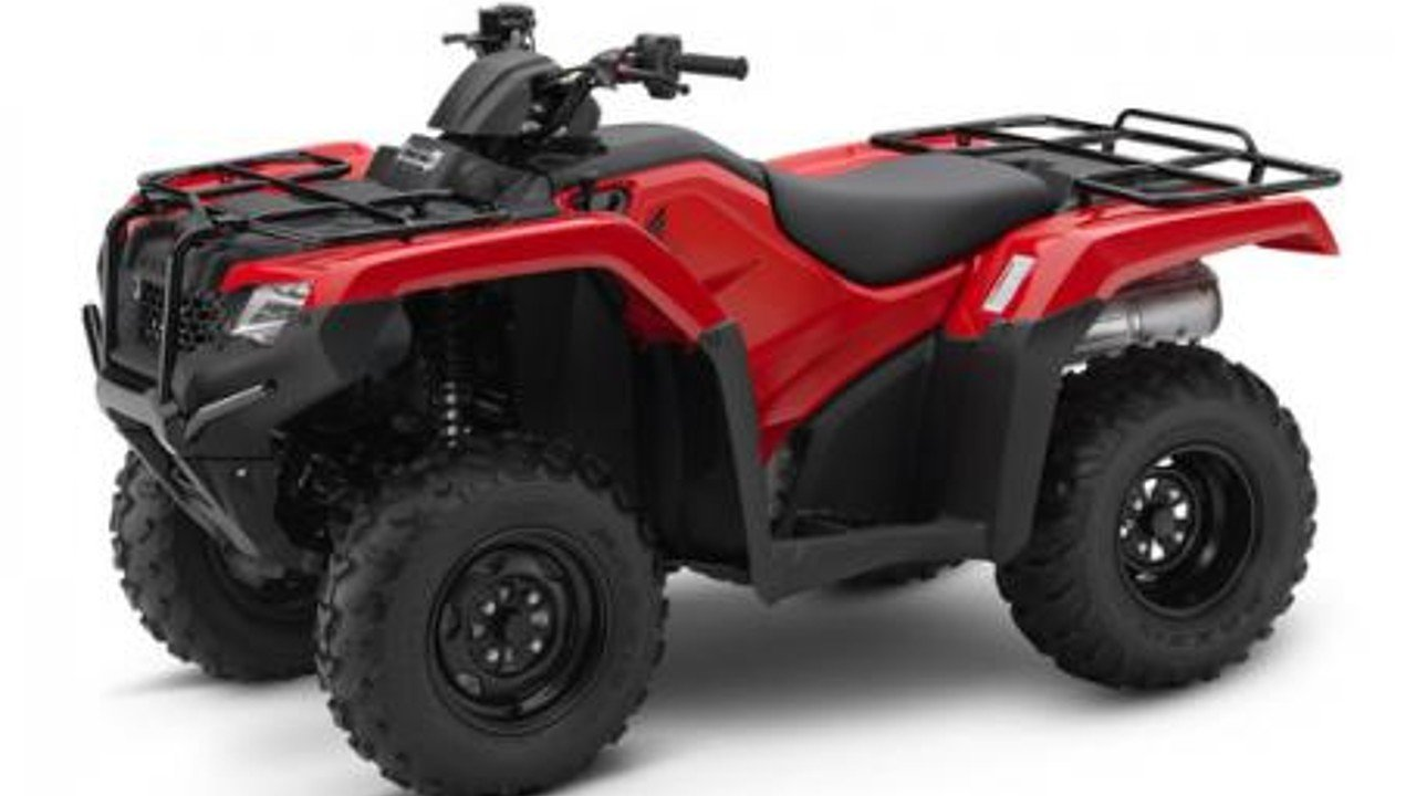 2018 Honda FourTrax Rancher for sale 200580595