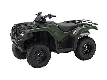 2018 Honda FourTrax Rancher for sale 200582170